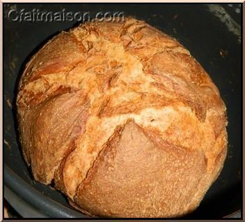 Faire du pain avec levure chimique