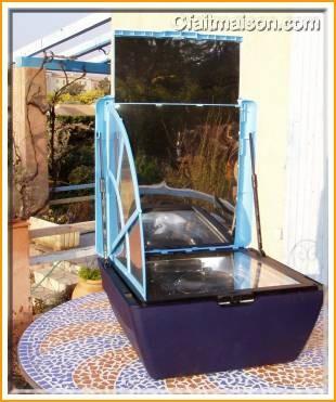la cuisson solaire et la cuisine avec un four solaire le sun cook 200. Black Bedroom Furniture Sets. Home Design Ideas